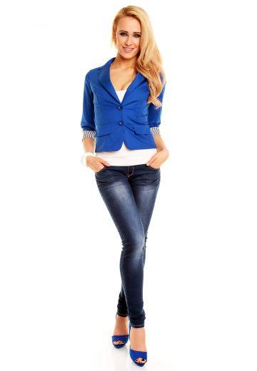 Блейзър в синьо My Style