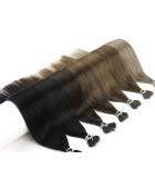 Микро ринг удължители естествена коса (0)