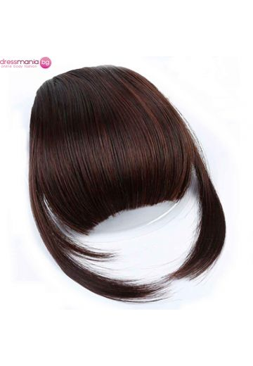 Аксесоар за коса бретон синтетичен косъм #233