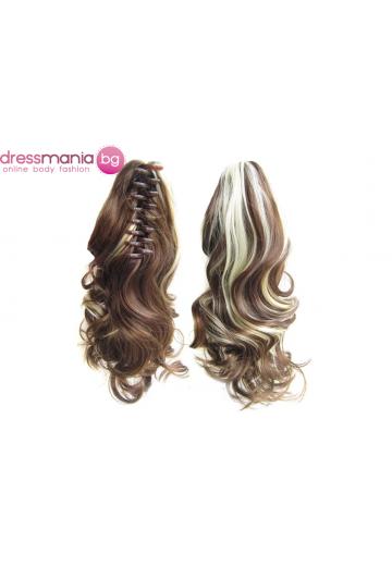 Опашка от изкуствена коса цвят #12H613