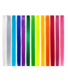 Цветни кичури синтетични (35)