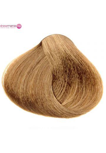 Естествена коса за удължаване на тъмно златнорусо  #12