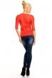 Блуза в оранжево Carisma
