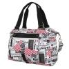 Ежедневна дамска чант за спорт и пътуване - Лондон