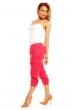 Интензивно розов панталон Italy Mode