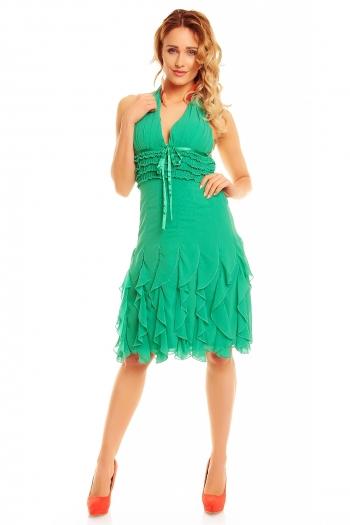 Лятна рокля Mayadii в зелено