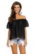 Блуза в черно Luzabelle