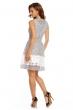 Нежна рокля Luzabelle с декорация от дантела
