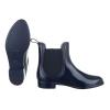 Стилни гумени ботуши в тъмно синьо