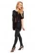 Асиметрична блуза Art Styling в черно