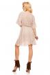 Нежна дантелена рокля Only's в цвят беже