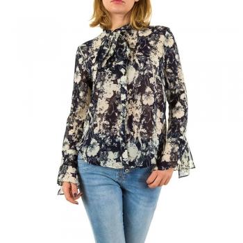 Дамска блуза с флорален десен Marc Angelo