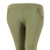 Дамски панталон Holala в зелено