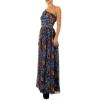 Дълга цветна дамска рокля Usco