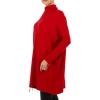 Фин дамски пуловер SHK Paris в червено