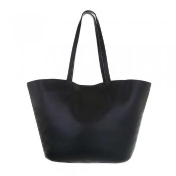 Shopper bag в черно