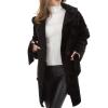 Стилно двулицево палто Voyelles
