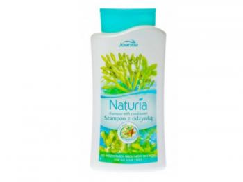Naturi MINI шампоан с коприва и зелен чай 100мл